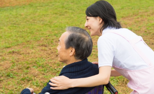 訪問看護の内容 認知症ケア